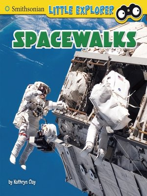 cover image of Spacewalks