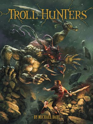 cover image of Troll Hunters