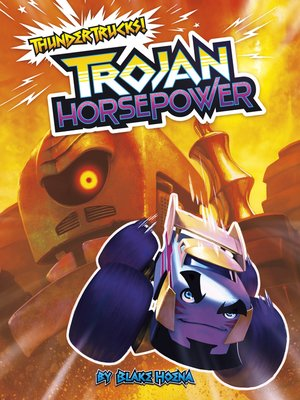 cover image of Trojan Horse Power