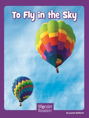 cover image of To Fly in the Sky