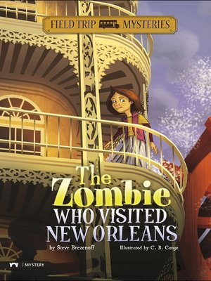 cover image of The Zombie Who Visited New Orleans