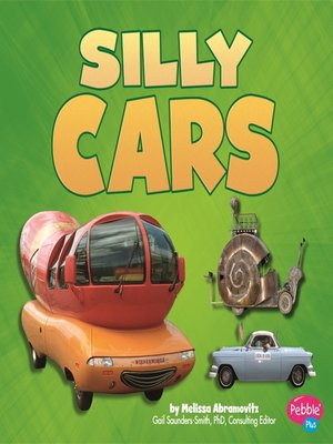 cover image of Silly Cars