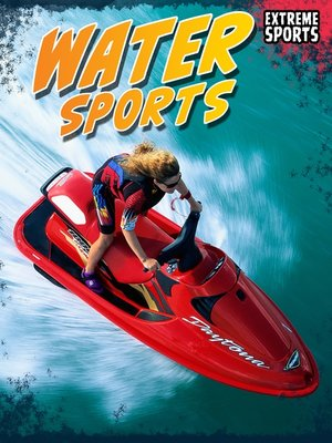cover image of Water Sports