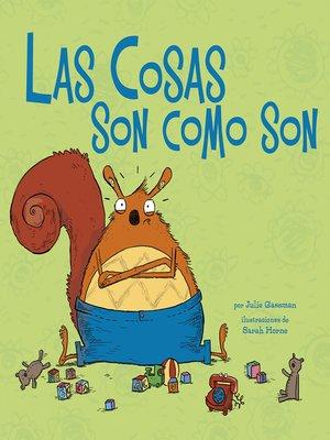 cover image of Las cosas son como son