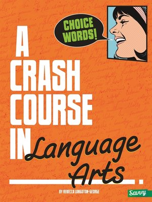 cover image of Choice Words!