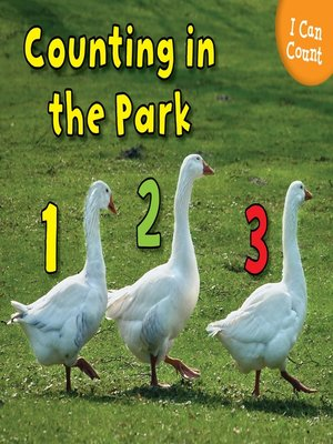 cover image of Counting at the Park