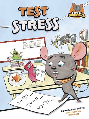 cover image of Test Stress