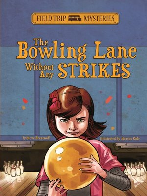 cover image of The Bowling Lane Without Any Strikes