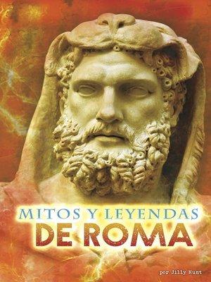 cover image of Mitos y leyendas de Roma