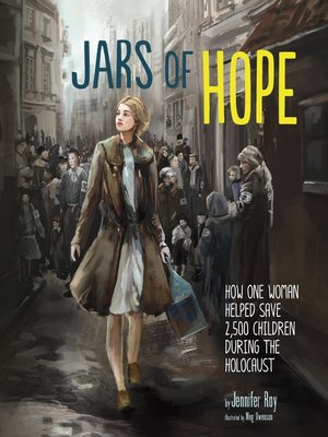 cover image of Jars of Hope