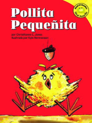 cover image of Pollita Pequenita