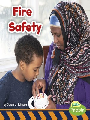 cover image of Fire Safety