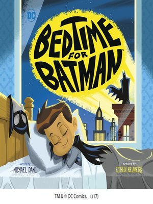 cover image of Bedtime for Batman