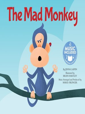 cover image of The Mad Monkey