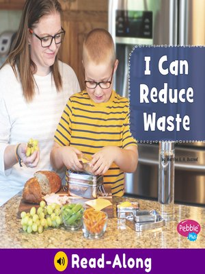 cover image of I Can Reduce Waste