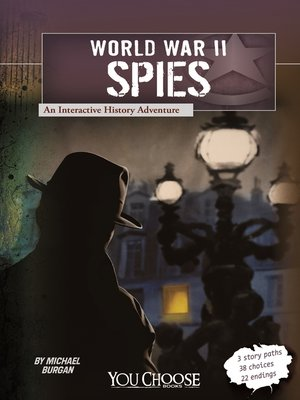 cover image of World War II Spies