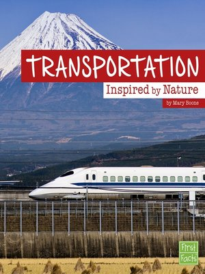 cover image of TransportationInspired by Nature
