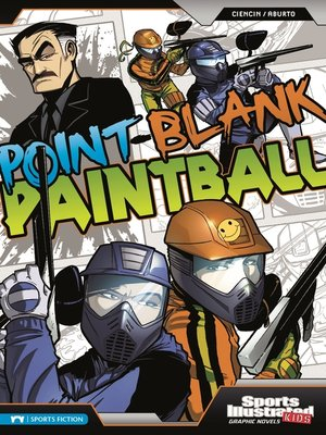 cover image of Point-Blank Paintball
