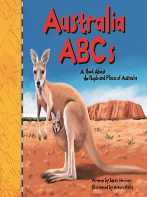 cover image of Australia ABCs