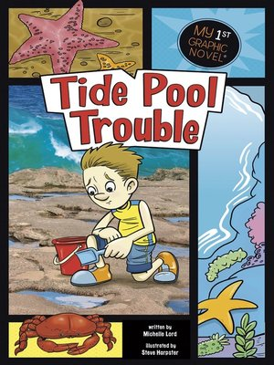cover image of Tide Pool Trouble