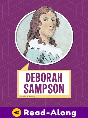 cover image of Deborah Sampson