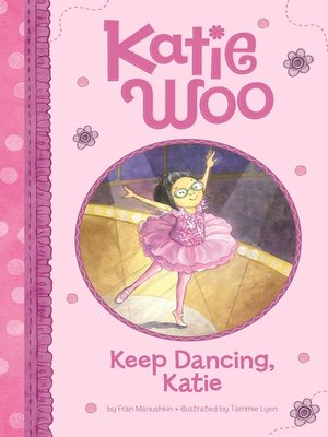 cover image of Keep Dancing, Katie