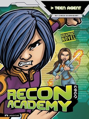 cover image of Teen Agent