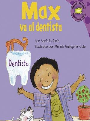 cover image of Max va al dentista