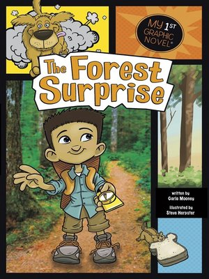 cover image of The Forest Surprise