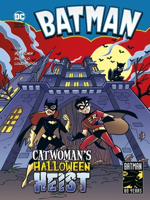 cover image of Catwoman's Halloween Heist