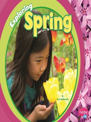 cover image of Exploring Spring