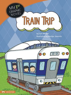 cover image of Train Trip
