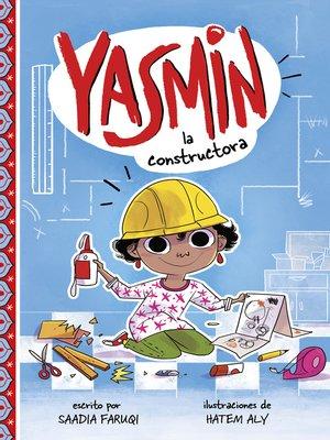 cover image of Yasmin la constructora