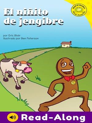 cover image of El ninito de jengibre