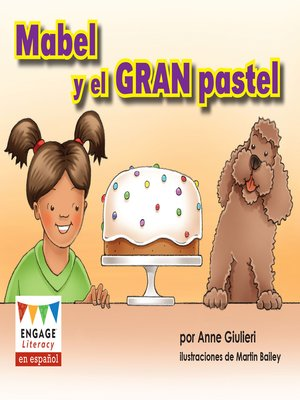 cover image of Mabel y el gran pastel