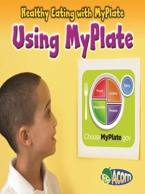 cover image of Using MyPlate