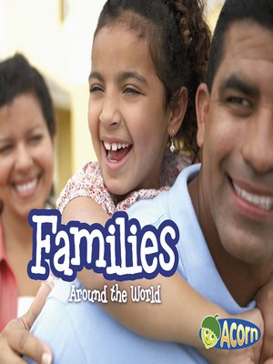 cover image of Families Around the World