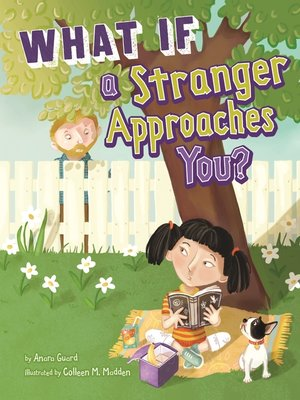 cover image of What If a Stranger Approaches You?