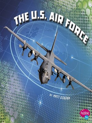 cover image of The U.S. Air Force