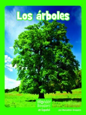 cover image of Los árboles