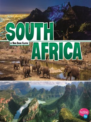 cover image of Let's Look at South Africa