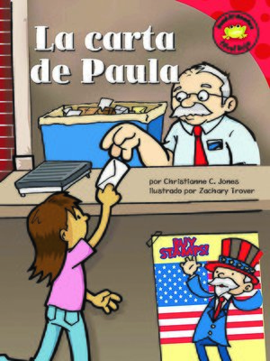 cover image of La carta de Paula