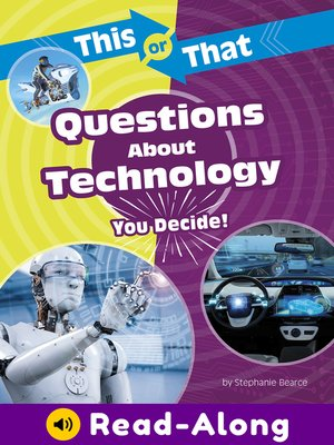 cover image of This or That Questions About Technology