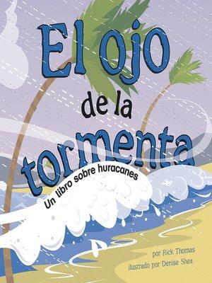 cover image of El ojo de la tormenta