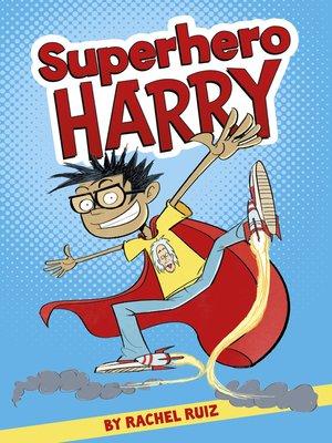 cover image of Superhero Harry