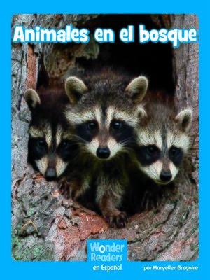 cover image of Animales en el bosque
