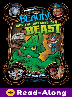 cover image of Beauty and the Dreaded Sea Beast