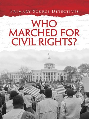 cover image of Who Marched for Civil Rights?
