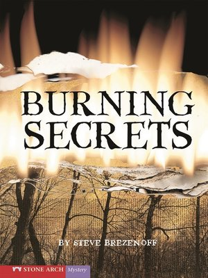 cover image of Burning Secrets