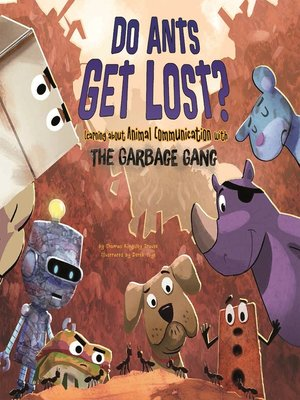 cover image of Do Ants Get Lost?
